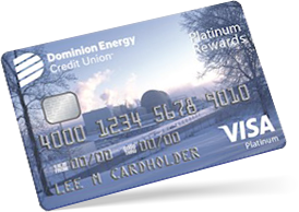 Dominion Energy Credit Union Rewards Credit Card